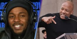 Kendrick Lamar Says He Hung Up On Dr. Dre The First Time He Got In Touch