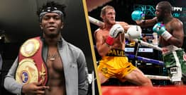 KSI Hilariously Responds To Result Of Logan Paul Vs Floyd Mayweather Fight
