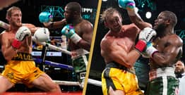 Boxing Legend Floyd Mayweather Fails To Beat YouTuber Logan Paul In Eight Round Fight