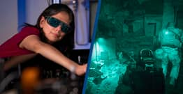 Revolutionary Night-Vision Tech Could Be Used On Standard Glasses