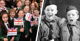 UK Government's Creepy 'One Britain One Nation' Day For Kids Compared To Hitler Youth
