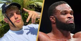 Jake Paul Threatens Tyron Woodley With Bizarre Warning Ahead Of Upcoming Fight