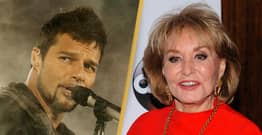 Ricky Martin Says He Has 'PTSD' From When Barbara Walters Confronted Him On Sexuality