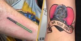 Star Wars Is The Most Tattooed Movie Ever