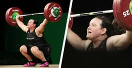 Weightlifter Praised For Becoming First Transgender Athlete To Compete At The Olympics