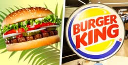 Burger King Store Swaps All Meat For 100% Vegan Products