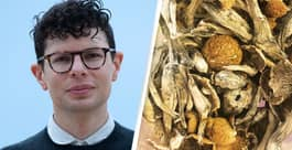 Simon Amstell On The Irony Of Cancel Culture And Eating Magic Mushrooms