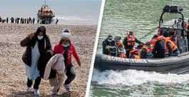 UK Government Spent £23,000 On Adverts Telling Asylum Seekers There's 'Nowhere To Hide'
