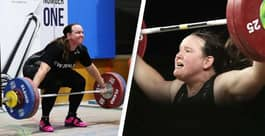 Transgender Weightlifter Thanks IOC For Making Olympic Games 'Inclusive And Accessible'