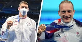 Silver And Bronze Medal Winners Question Legality Of Russian Swimmer's Win