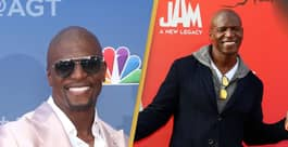 Terry Crews Celebrates Birthday With Star On Hollywood Walk Of Fame