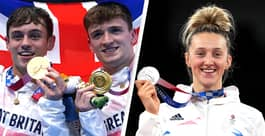 Team GB's Medal Cash Prizes Compared To Other Countries Is Staggering