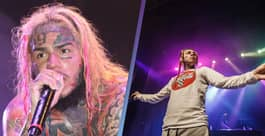 6ix9ine's Profile Hacked With Incredibly Explicit NSFW Pictures