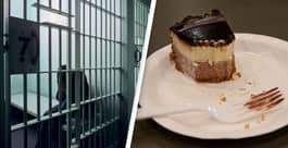 Prisoners Win Fight To Eat Cheesecake On Religious Holiday