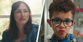 Mother Slams Trolls Who Say Her Son Was 'Sexualized' In John Lewis Ad