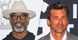 Grey's Anatomy's Isaiah Washington Claims Patrick Dempsey Made Racially-Charged Comments