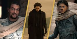 Dune Cast On Starring In This Year's Most Important, Epic Blockbuster