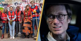 Stephen Merchant Used 'Dark And Tragic, But Also Funny' Stories To Influence His New Series