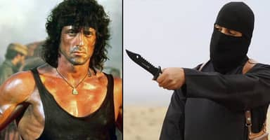 Rambo Vs ISIS Was A Hoax And We Hate You For It