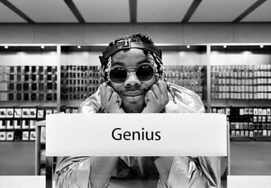 Rapper Secretly Records Entire Album In Apple Store Without Anyone Knowing