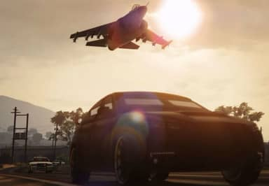 Hero Makes Awesome GTA V Music Video For In-Game Track