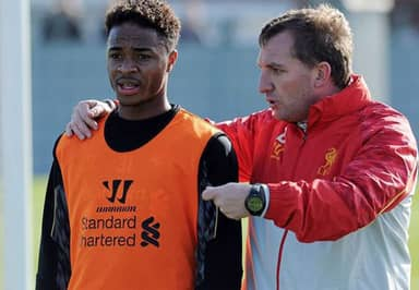 Internet Reacts To Raheem Sterling Turning Up For Training