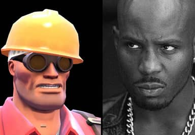 Somebody Did A DMX Music Video In Team Fortress 2 And It's Awesome