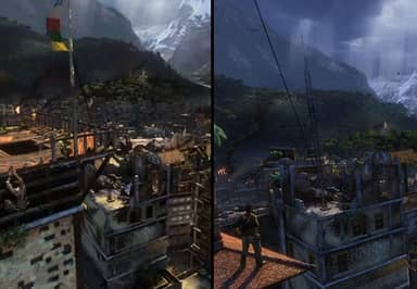 This Remastered Uncharted 2 Footage Is Insane