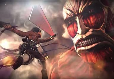 The New Attack On Titan Game Has An Exciting Teaser Trailer