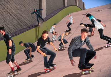 Tony Hawk's 5 Gets A Facelift And Is Still Ugly As Hell