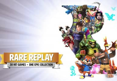 Rare Replay Tops UK Gaming Charts After Developer's Seventeen Year Lull