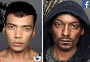 Snoop Dogg Loved This Make-Up Artist's Amazing Impression Of Him