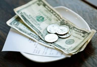 A New York Restaurant Has Banned Tipping And People Aren't Sure