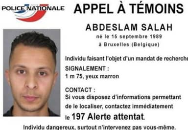 Paris Attacks: Police Stopped Suspect At Belgian Border But Let Him Go