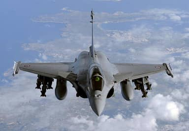 France Launches 'Massive' Airstrikes On Isis Base In Response To Paris Attacks