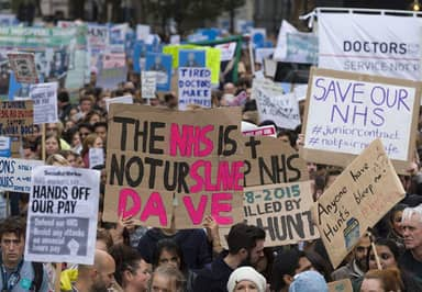 'I See Friends And Colleagues In Tears Every Day', Reveals Junior Doctor