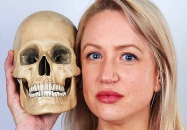 This Woman Had A Flesh Eating Disease So Horrific She Sneezed Out Her Own Septum