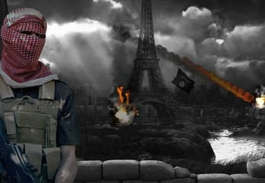Vile Memes Emerge Online In Support Of The Terrorist Attacks In Paris