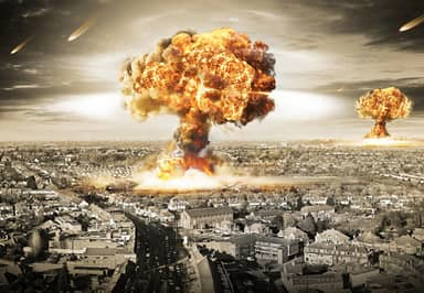 Experts Detail What Would Really Happen If Nuclear War Broke Out