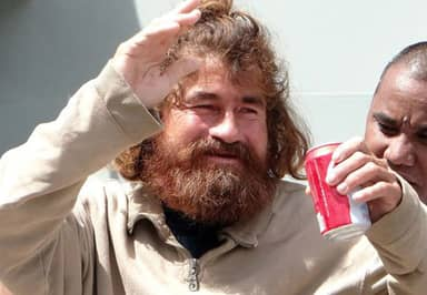 The Real Life 'Castaway Man' Is Being Sued For Eating His Friend