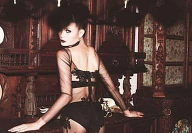 From Buddhist Monk To Thailand's Top Lingerie Model, Meet Mimi Tao
