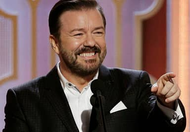 Ricky Gervais Might Have Actually Been Holding Back At The Golden Globes