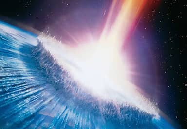 Fireball Hits Earth And Explodes With Same Energy As Atomic Bomb