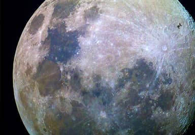 Classified Tapes Reveal Astronauts Heard 'Unexplainable Music' On The Moon