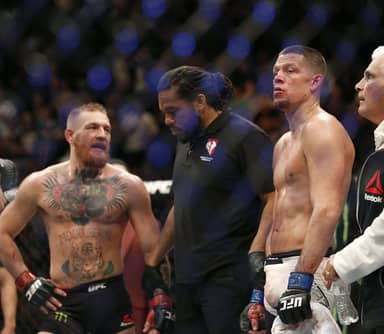 Planned Rematch Between Conor McGregor And Nate Diaz Hits Another Snag
