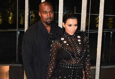 Kanye West Went All Out For Kim Kardashian On Mother's Day