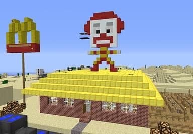 Minecraft Detail New Rules For Companies Advertising In-Game