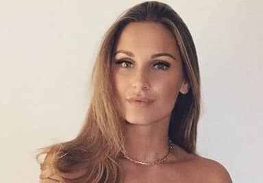 TOWIE Star Sam Faiers Breastfeeds Her Baby Live On This Morning