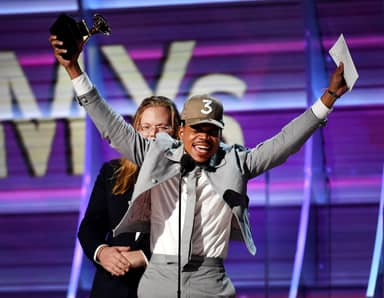 Chance The Rapper Says He's One Of The Top Five Rappers Ever