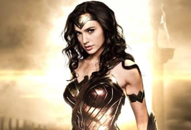 Wonder Woman Smashes Into The Top 5 Super-Hero Movies Of All Time